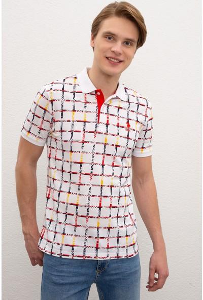 U.S. Polo Assn. Erkek T-Shirt 50218407-VR013