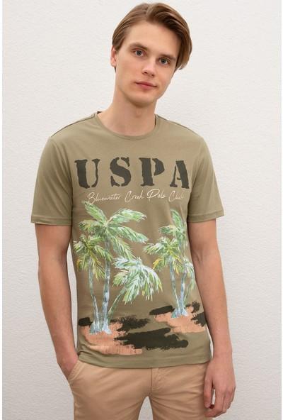 U.S. Polo Assn. Erkek T-Shirt 50220549-VR027