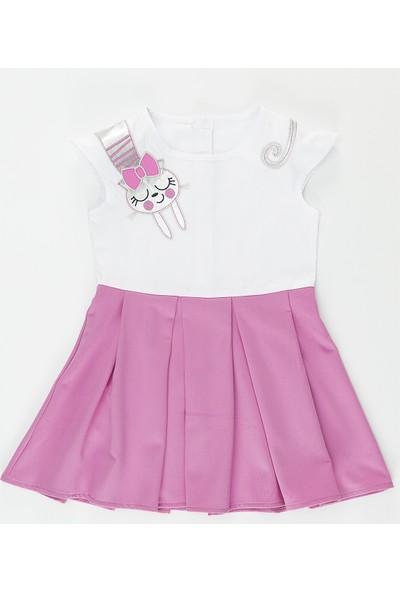 Mushi Psst Kedicik Elbise