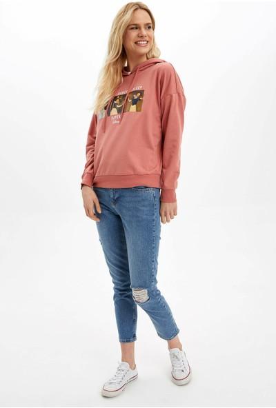DeFacto Disney's Classic Lisanslı Sweatshirt N0058AZ20SP