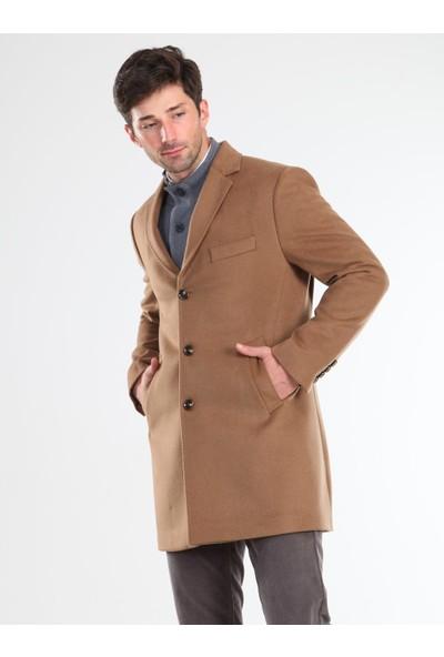 Kip Erkek Dokuma Palto