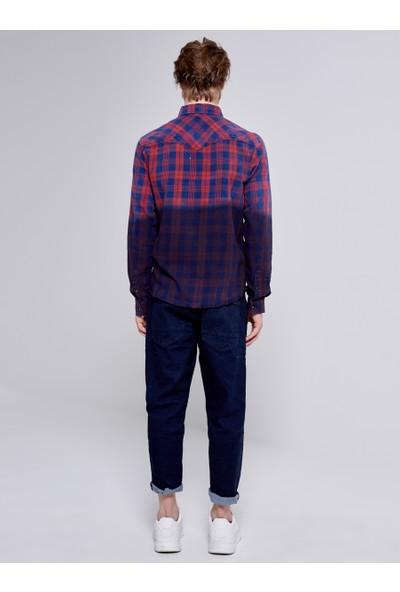 LTB Arian X Brothel Wash Erkek Jeans Gömlek