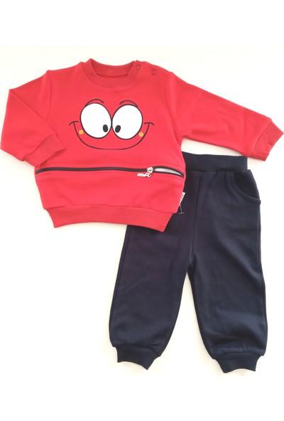 Pattic Baby Bebek İkili Takım Unisex Alt & Üst Takım
