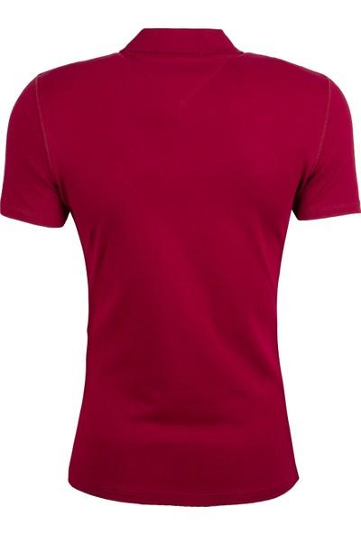 Tommy Hilfiger Kadin T-Shirt Dw0Dw04513-610