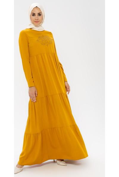 Ginezza Kadın Tesettür Elbise