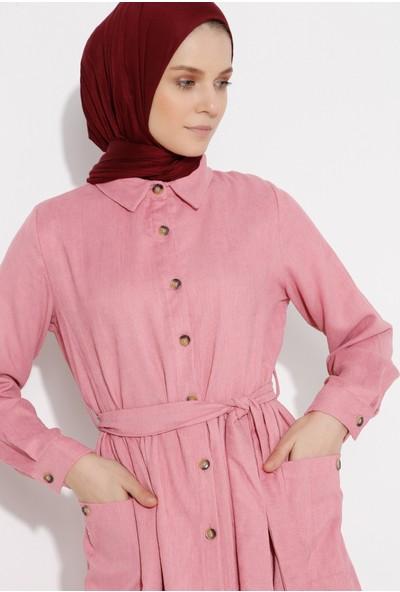 Hüma Sultan Kadın Tesettür Elbise