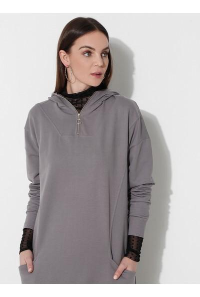 Laruj Kadın Tesettür Elbise