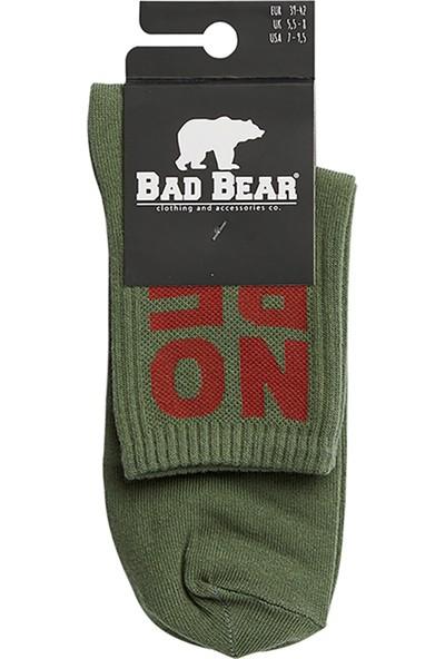 Bad Bear Nope Tall Khaki