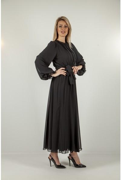 Ardanewline Kadın Siyah Elbise 7701139.01