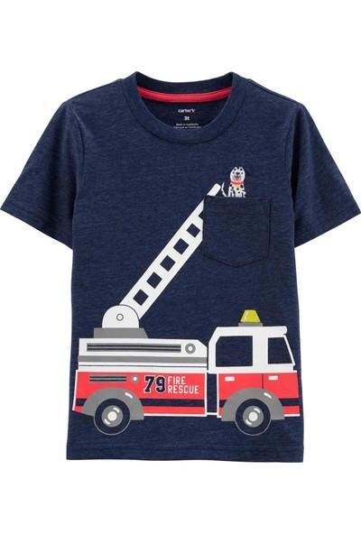 Carters Erkek Bebek T-Shirt - Pw 225H955