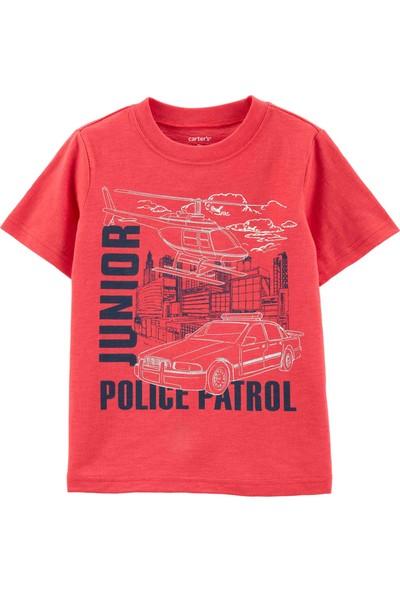 Carters Küçük Erkek Çocuk T-Shirt - Pw 243I317