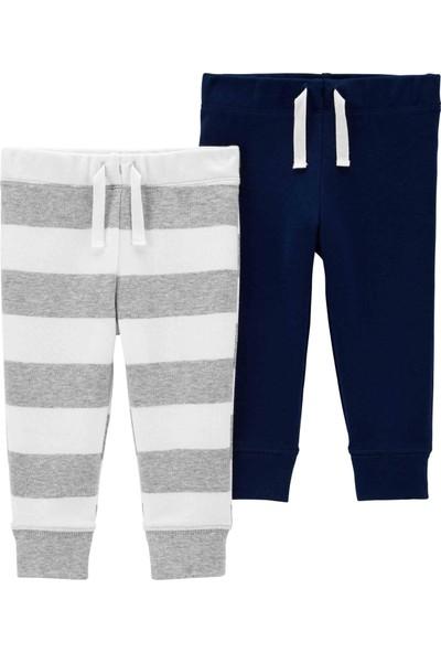 Carters Layette Erkek Bebek 2'li Pantolon 1H452410