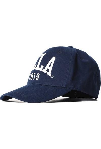 Ucla Lacivert Baseball Cap Nakışlı Erkek Şapka