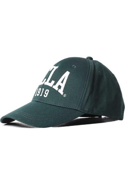 Ucla Yeşil Baseball Cap Nakışlı Erkek Şapka