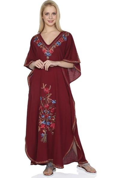 Eliş Şile Bezi Tibet Elbise