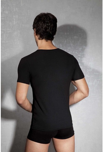 Doreanse V Yaka Modal Tişört