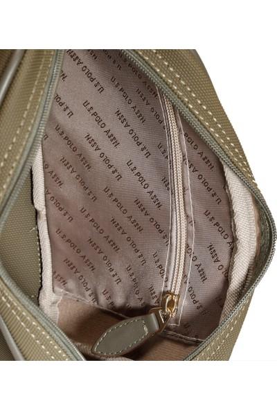 U.S. Polo Assn. 3033 Haki Kadın Çapraz Çanta