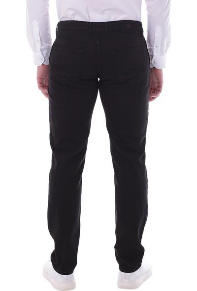 Diandor Dar Kesim 5 Cepli Erkek Pantolon 3000 Siyah/Black 1723000