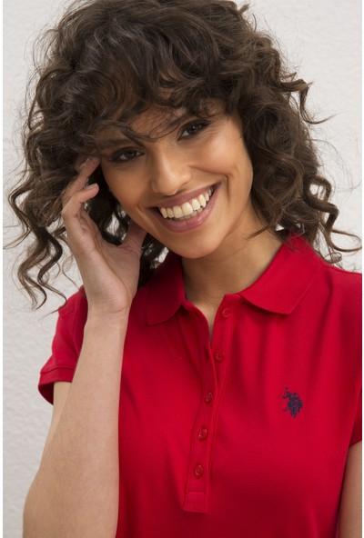 U.S. Polo Assn. Kadın T-Shirt 50222743-VR030