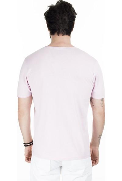 Buratti Bisiklet Yaka Erkek T-Shirt 0438203