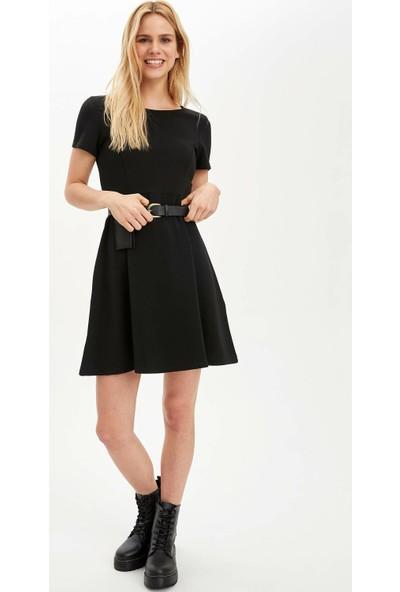 DeFacto Örme Elbise N8851AZ20SP