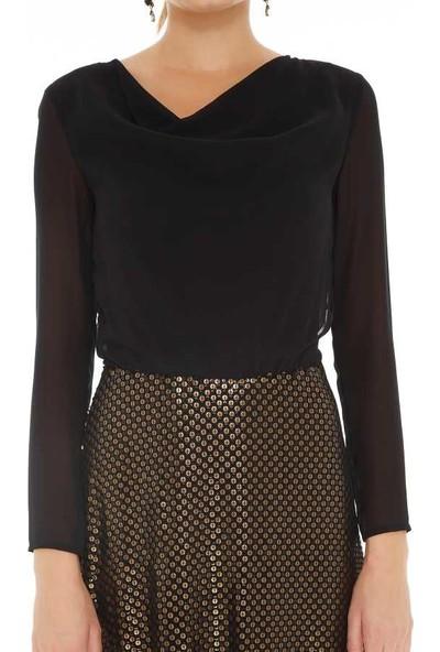 Roman Kadın Eteği Pul İşlemeli Mezuniyet Abiye Elbise-K1511020-155