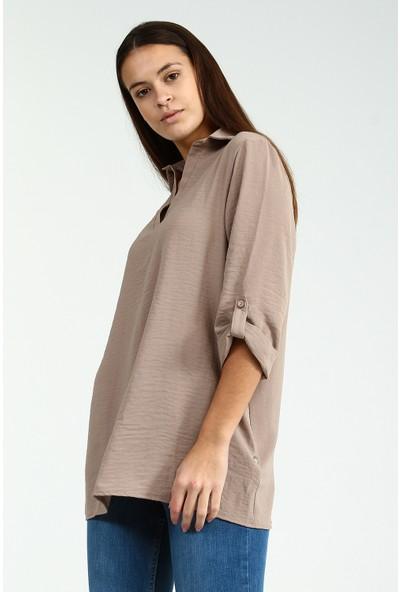 Collezione Kadın Taş Regular Tunik