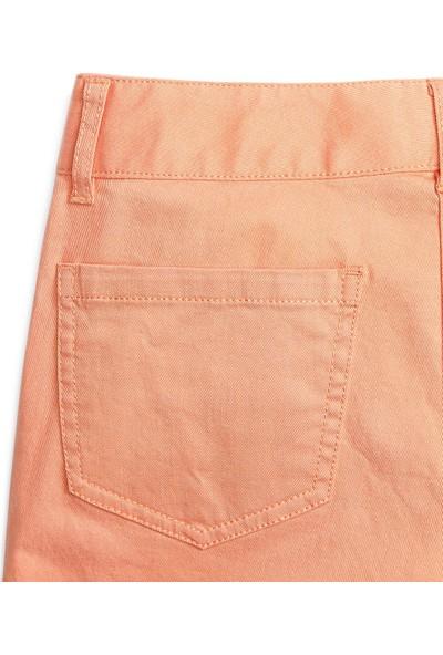 Brooks Brothers Kız Çocuk Açık Turuncu Pantolon