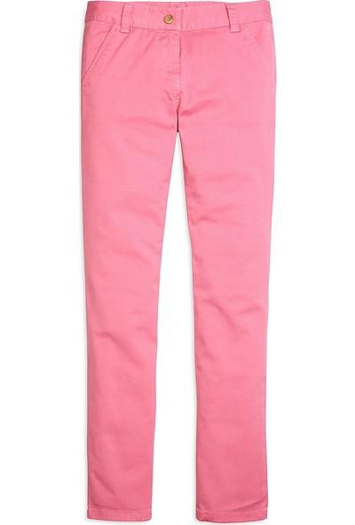 Brooks Brothers Kız Çocuk Pembe Pantolon