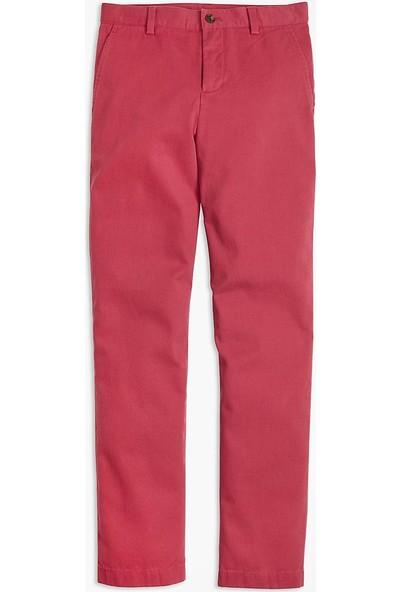 Brooks Brothers Erkek Çocuk Gri Pantolon