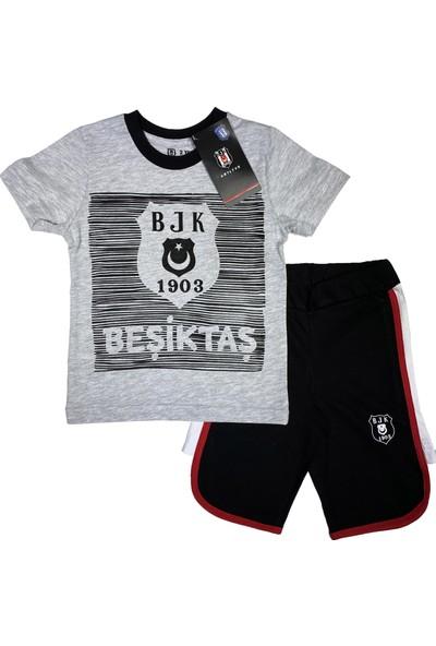 Kartal Yuvası Beşiktaş T-Shirt Takım (8-14 Yaş) Lisanslı -BJK2547