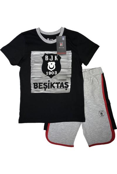 Kartal Yuvası Beşiktaş T-Shirt Takım (8-14 Yaş) Lisanslı -BJK2548