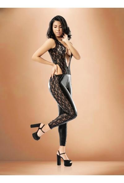 Vip Madame Dantelli Body Suit XL
