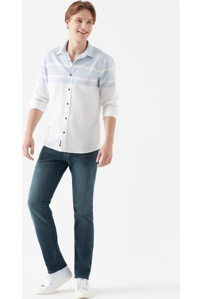 Hunter Mavi Premium Mavi Jean Pantolon 0020231266