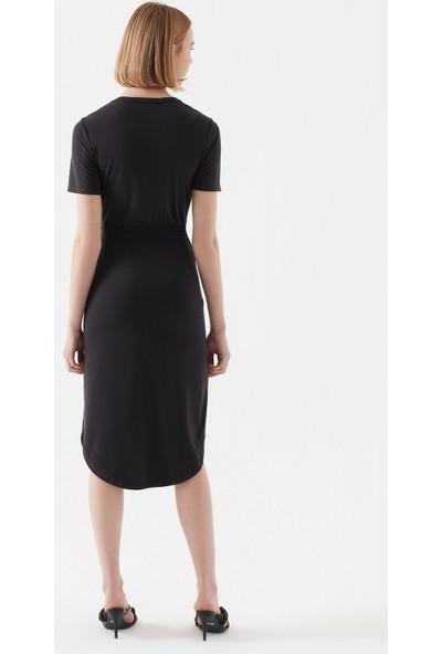 Mavi Kadın Siyah Elbise