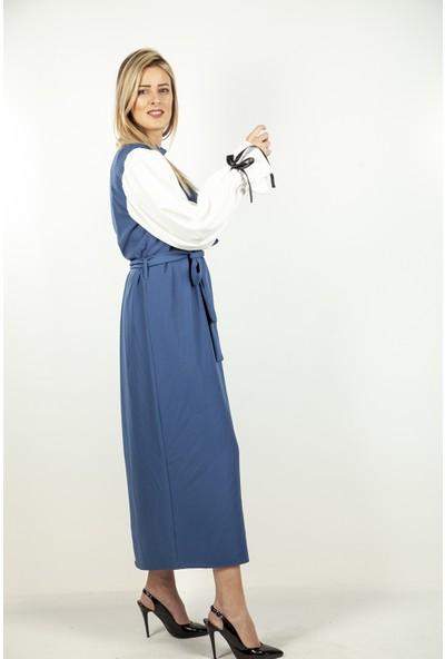 Ardanewline Kadın İndigo Elbise 9403294.98