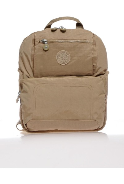 Smart Bags SMB1241-0015 Vizon Kadın Sırt Çantası
