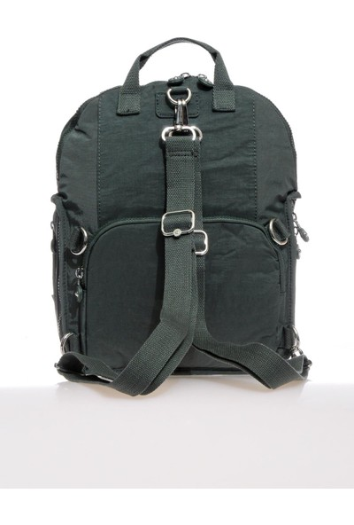 Smart Bags SMB1241-0005 Haki Kadın Sırt Çantası