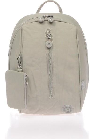 Smart Bags SMB1233-0083 Ice Gri Kadın Küçük Sırt Çantası
