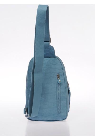 Smart Bags SMB1236-0050 Buz Mavisi Kadın Body Bag