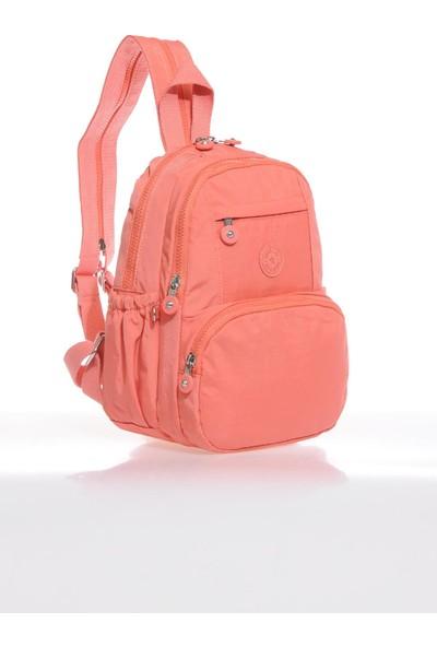 Smart Bags SMB1083-0073 Somon Kadın Küçük Sırt Çantası