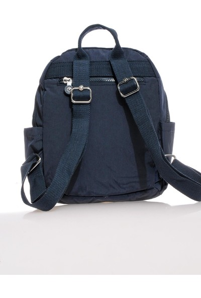 Smart Bags SMB1246-0033 Lacivert Kadın Sırt Çantası