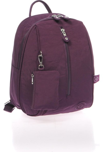 Smart Bags SMB1233-0027 Mor Kadın Küçük Sırt Çantası
