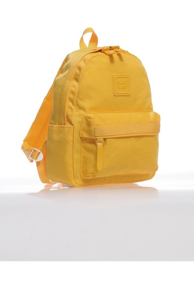 Smart Bags SMB6002-0025 Sarı Kadın Sırt Çantası