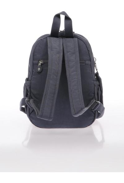 Smart Bags SMB1083-0089 Füme Kadın Küçük Sırt Çantası