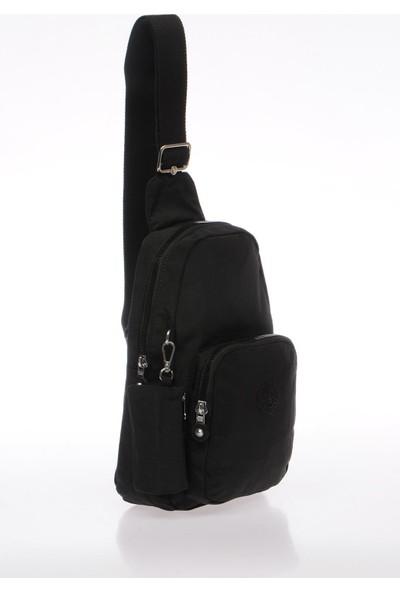 Smart Bags SMB1236-0001 Siyah Kadın Body Bag
