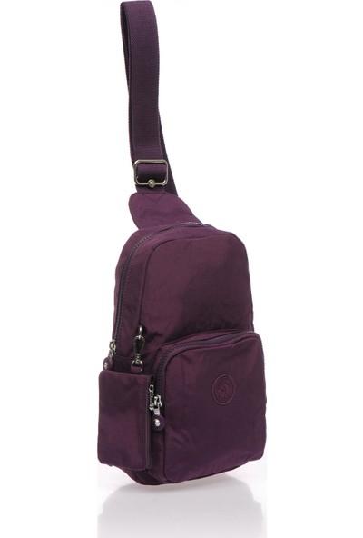 Smart Bags SMB1236-0027 Mor Kadın Body Bag
