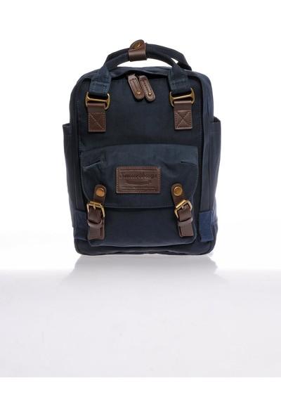 Smart Bags SMB6008-0033 Lacivert Kadın Sırt Çantası