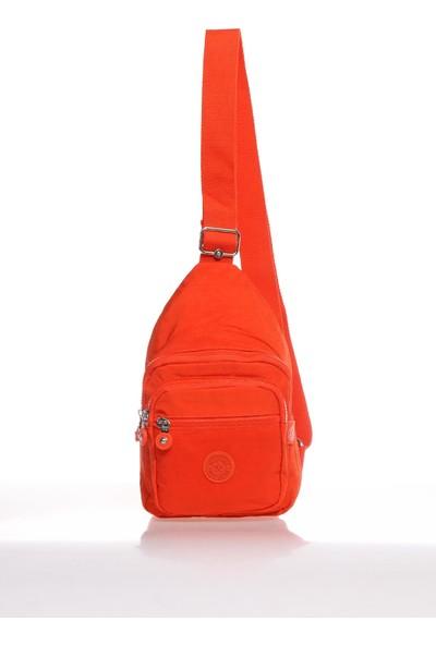 Smart Bags SMB1044-0026 Orange Kadın Body Bag