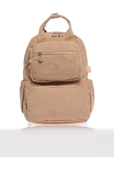 Smart Bags SMB1248-0010 Camel Kadın Sırt Çantası